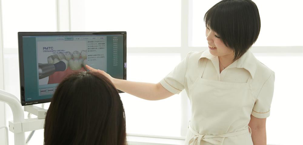 稲毛で歯周病治療